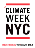 Climate Week NYC 2017 suggested donation